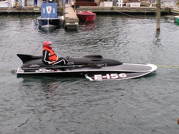 Awo2: Model hydroplane boat plans